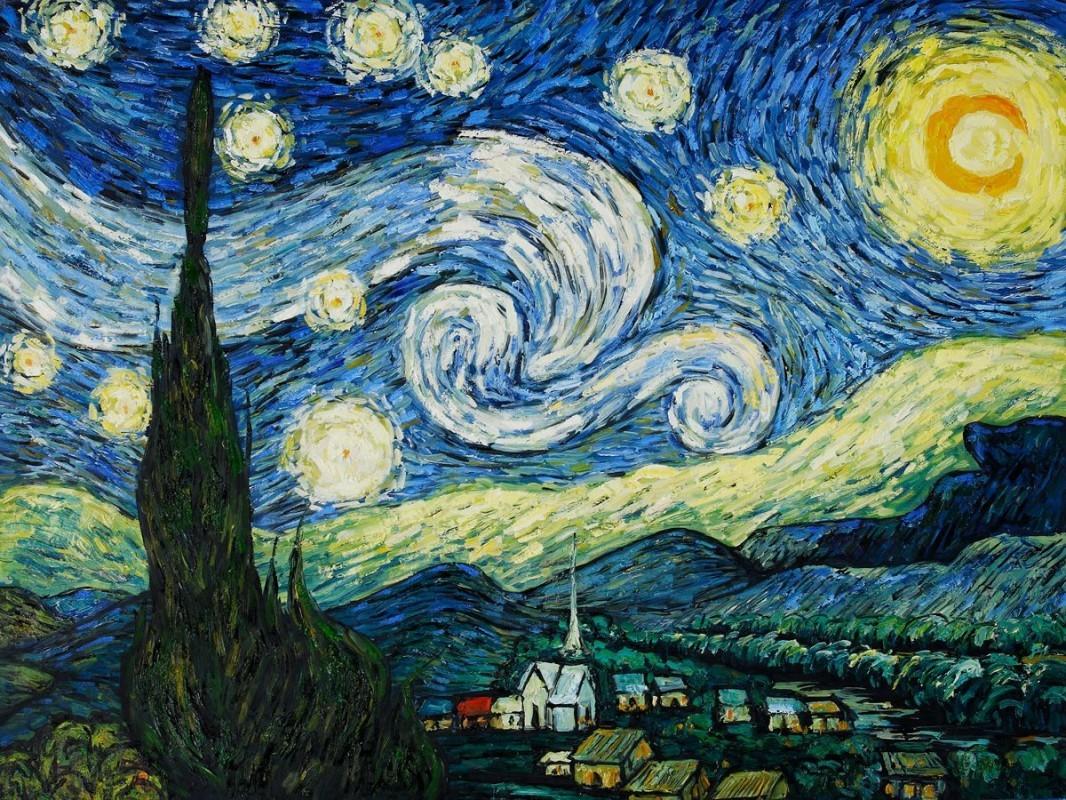 Twój Vincent - inspiracja