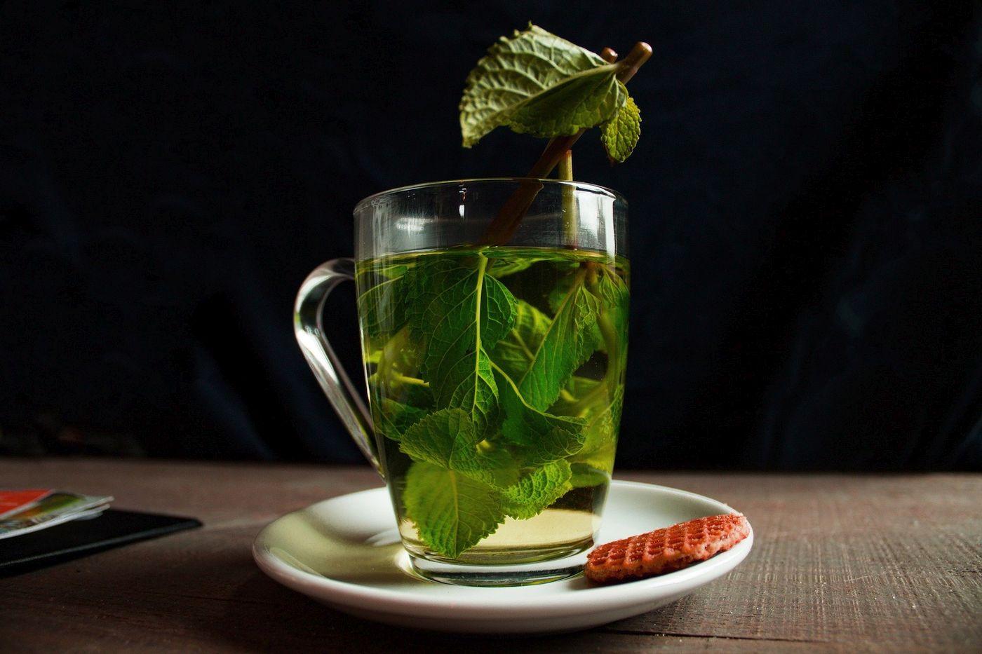 zielona herbata właściwości