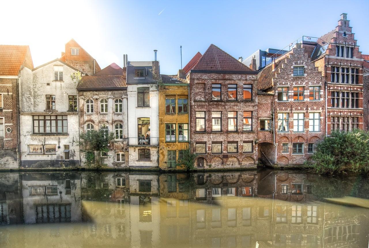 Gandawa w Belgii