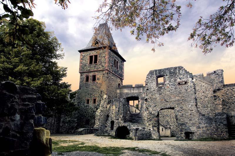 Zamek Frankensteina