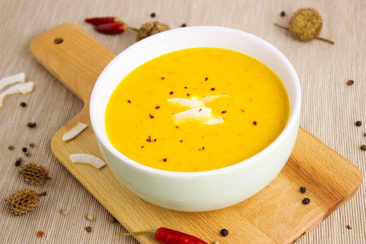 krem zupa z dyni